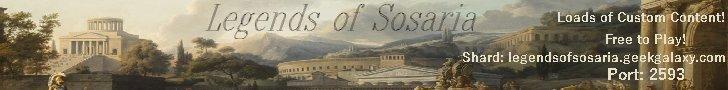 Legends of Sosaria