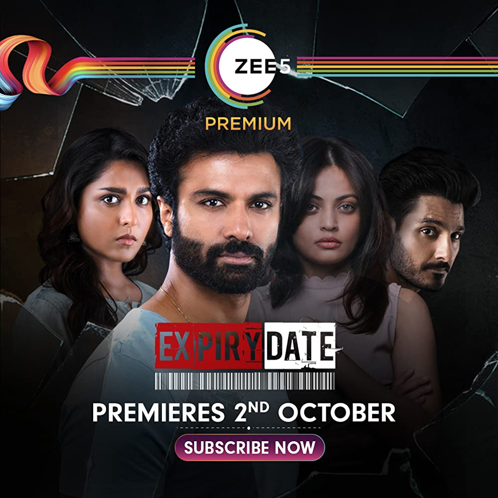 Expiry Date 2020 S01 Hindi Complete Zee5 Web Series 720p HDRip 2GB   950MB Download