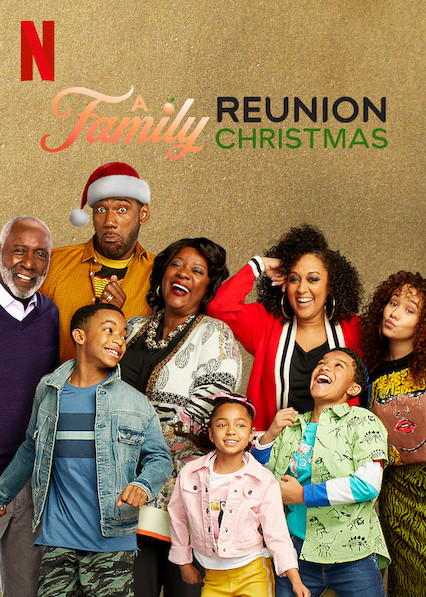 ოჯახური თავყრილობა საშობაოდ / A FAMILY REUNION CHRISTMAS
