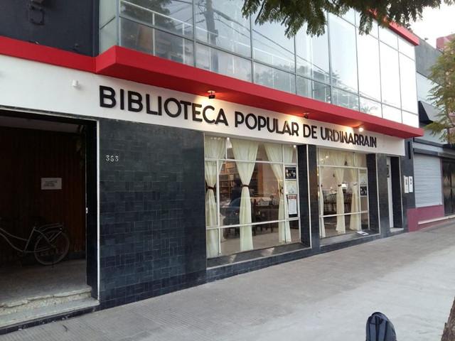 La Biblioteca Popular de Urdinarrain recibió un subsidio de $ 150.000