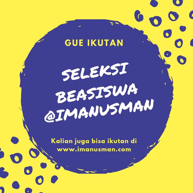 Beasiswa-Iman-Usman
