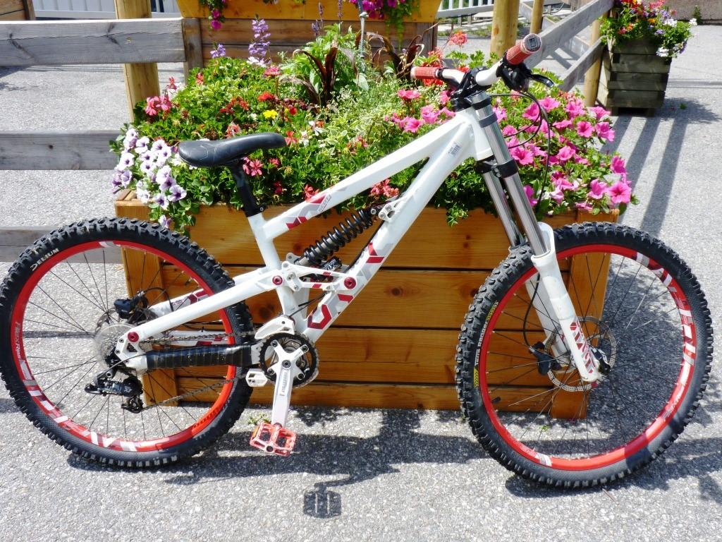 fixie bike design