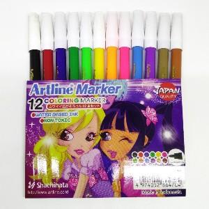 Artline Marker 12W