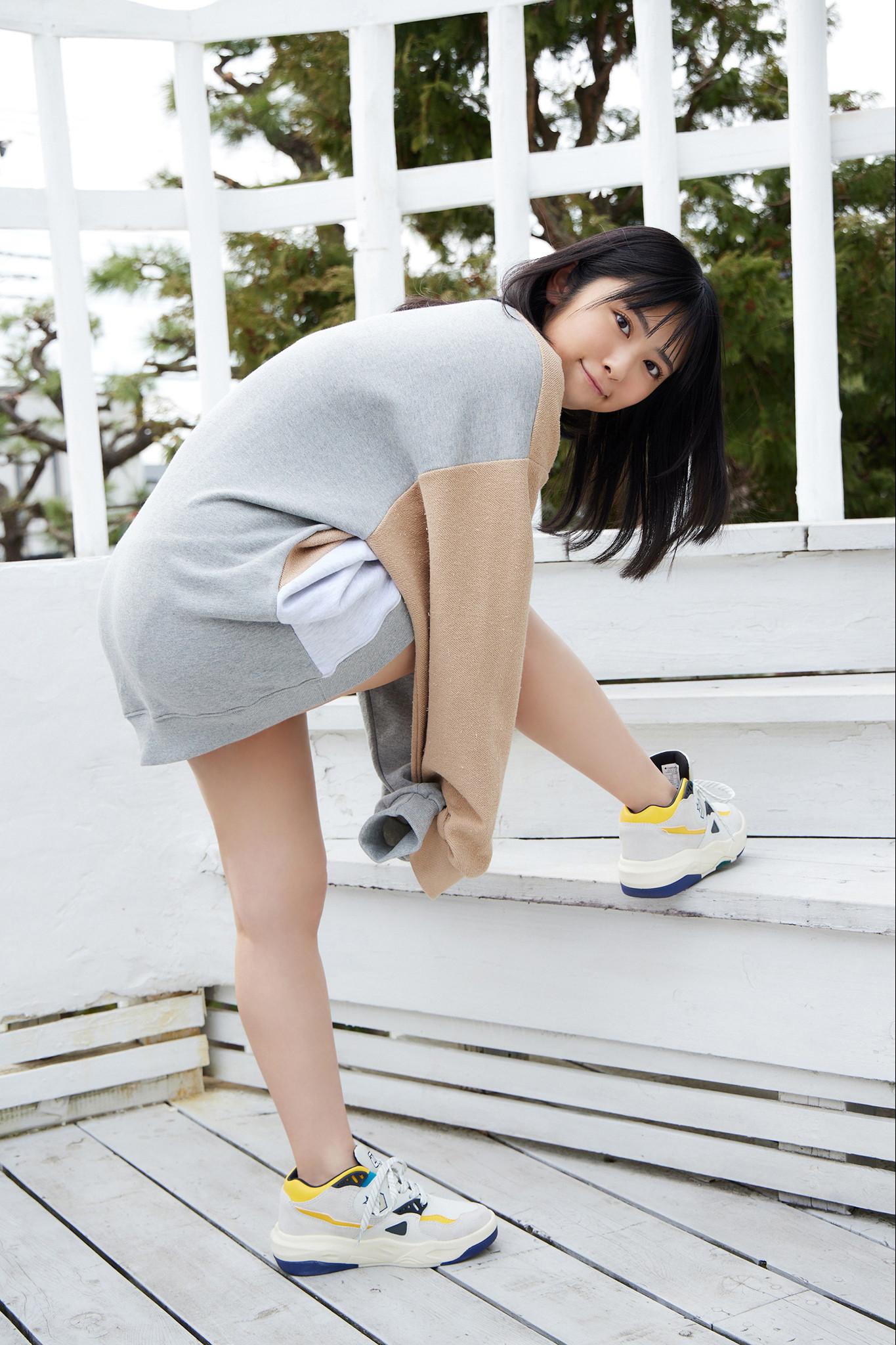 [Yanmaga Web] 岡田彩夢・ヤンマガアザーっす!12