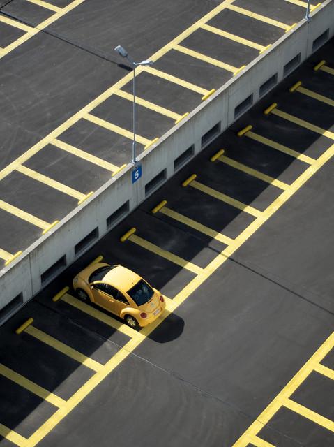 Parcheggiare all'aeroporto di Orio al Serio