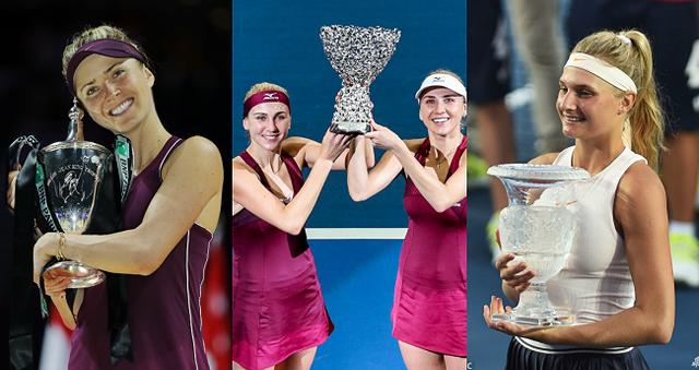 Федерация тенниса Украины назвала победителей ежегодной премии по итогaм сезона