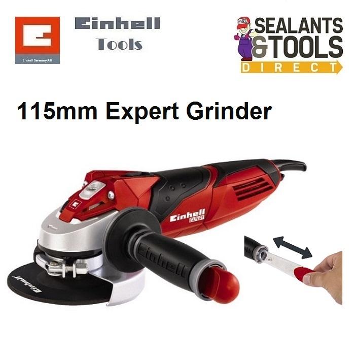 Einhell-115mm-Angle-Grinder-TE-AG-115