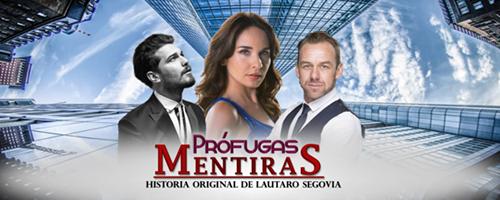 Prófugas Mentiras<br /> (Webnovela por Lautaro)