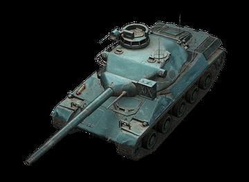 Премиум танк AMX 30 B World of Tanks Blitz