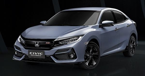 Honda Civic 10ªgen Facelift (2020) 17