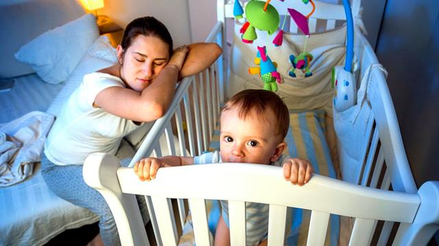 Ребенок 2 года просыпается ночью и не спит