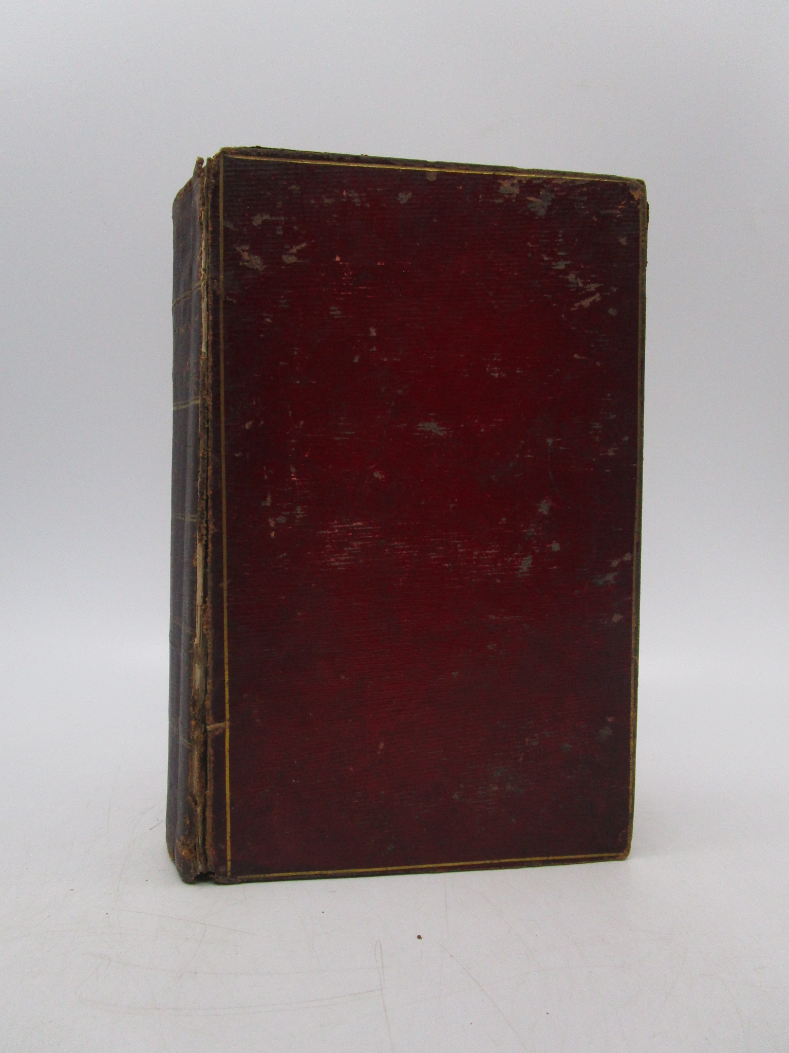 Image for The Works of Laurence Sterne, in One Volume: with A Life of the Author, written by himself (First Thus)