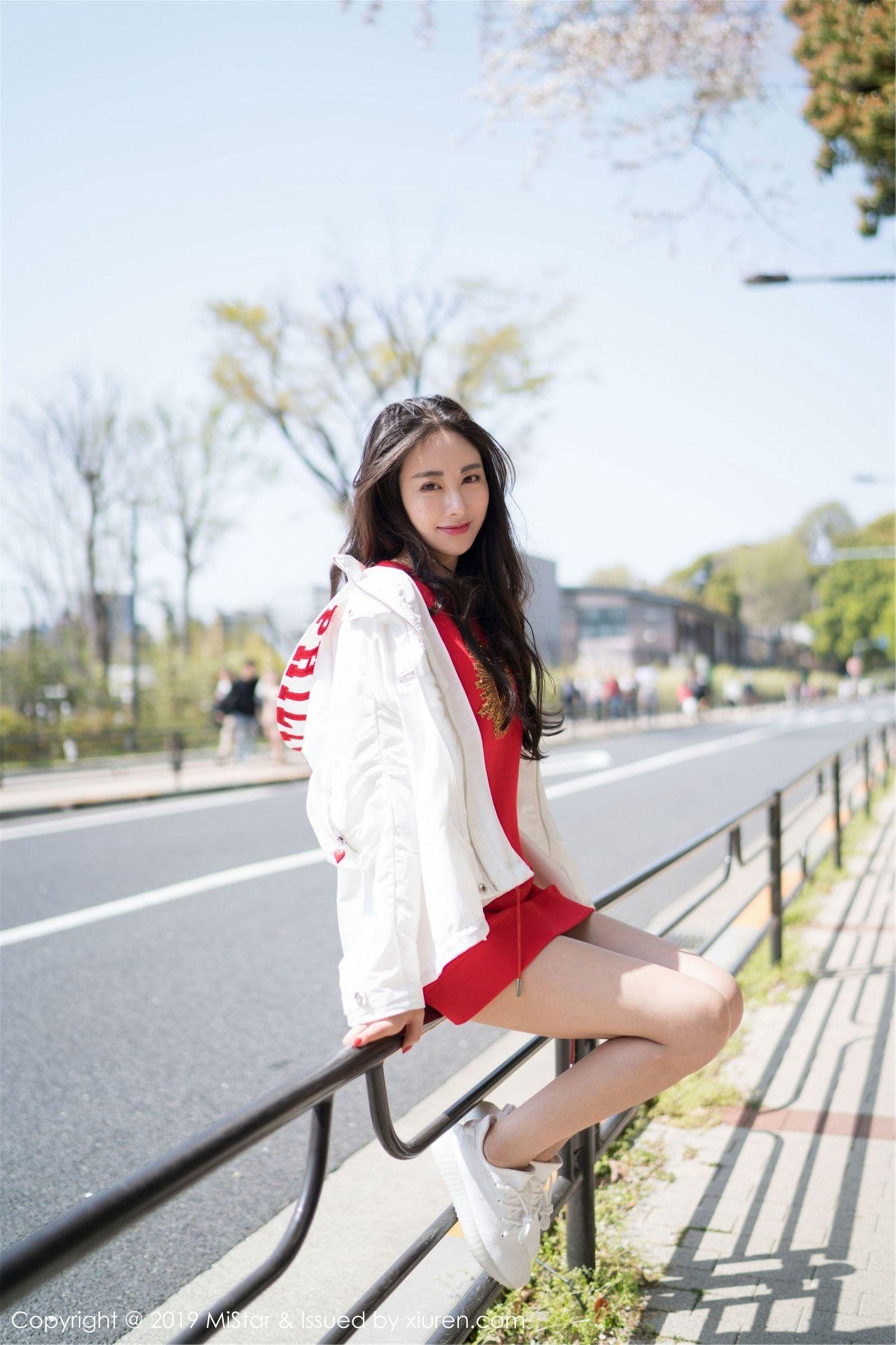[MiStar魅妍社] Vol.280 性感御姐@穆菲菲日本旅拍写真