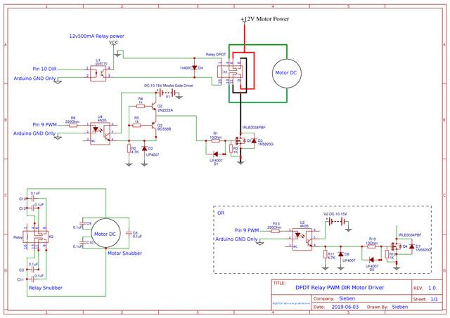 Schematic-DPDT-Relay-MOSFET-H-bridge-PWM-DIR-motor-controller-Gate-driver-full-Sheet-1-2019060411501