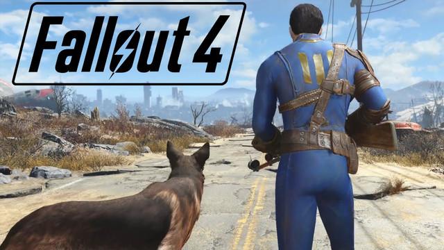Fallout 4 (xatab)