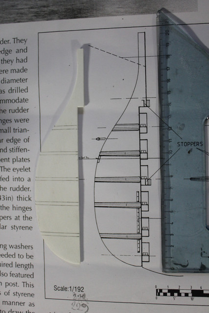 titanic - RMS Titanic 1:100 - Pagina 31 Img-882
