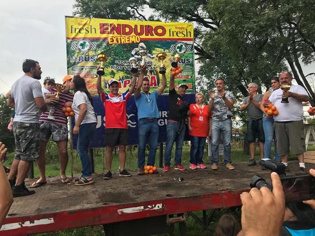 Deportes Provinciales: Enduro Extremo APEMA: Exitoso arranque del certamen 2019 en Benito Legeren