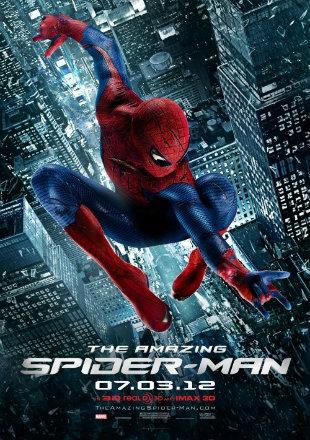 The Amazing Spider Man (2012) Hindi Dual Audio 480p BluRay x264 ESubs 450MB