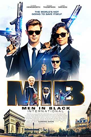 Men in Black: International 2019 Download English 720p