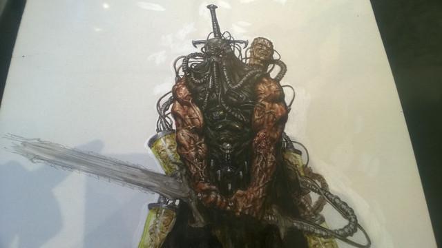 Galerie Daniel Maghen [originaux Warhammer Battle & 40K] 5
