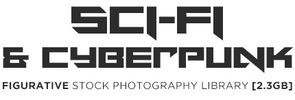 scifi and cyberpunk photo stock library bundle title neostock