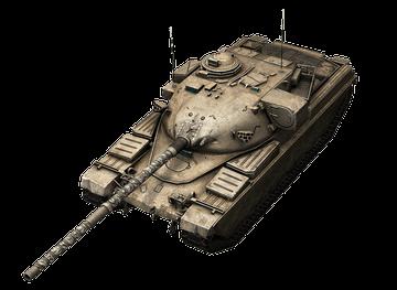Премиум танк Chieftain Mk.6 World of Tanks Blitz
