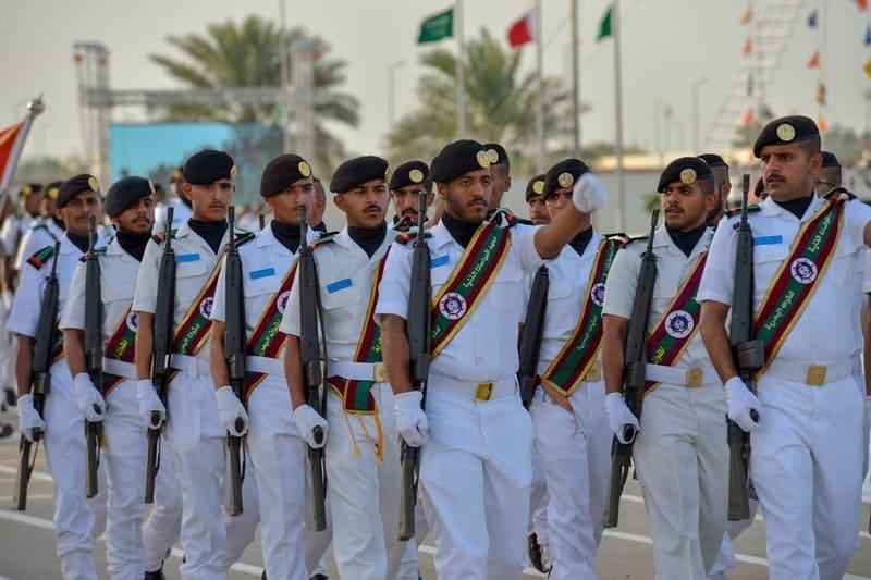 وزارة الدفاع القبول والتسجيل 1441 معهد الدراسات الفنية للقوات البحرية و القوات البرية