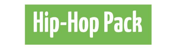 Hip-Hop Pack - 1
