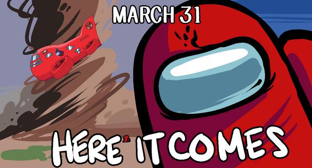 Among US將在3月31日推出全新的地圖,全新任務以及各種新功能! Image