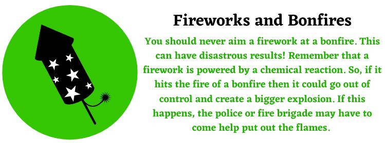 fireworks and bonfires images