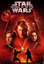 ვარსკვლავური ომები: ეპიზოდი 3 – სიტხების შურისძიება STAR WARS: EPISODE III - REVENGE OF THE SITH