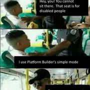 Platform Builder Memes 2