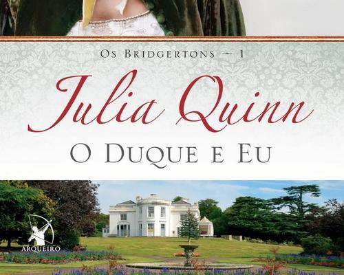 Livros de Julia Quinn alcançam lista de mais vendidos, segundo a Revista Veja