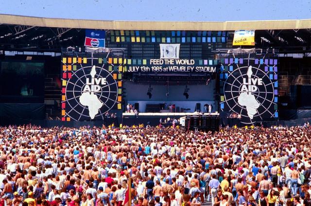 Dia do Rock  e Live Aid 1985 3