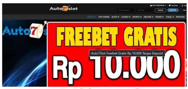 freebet-gambar