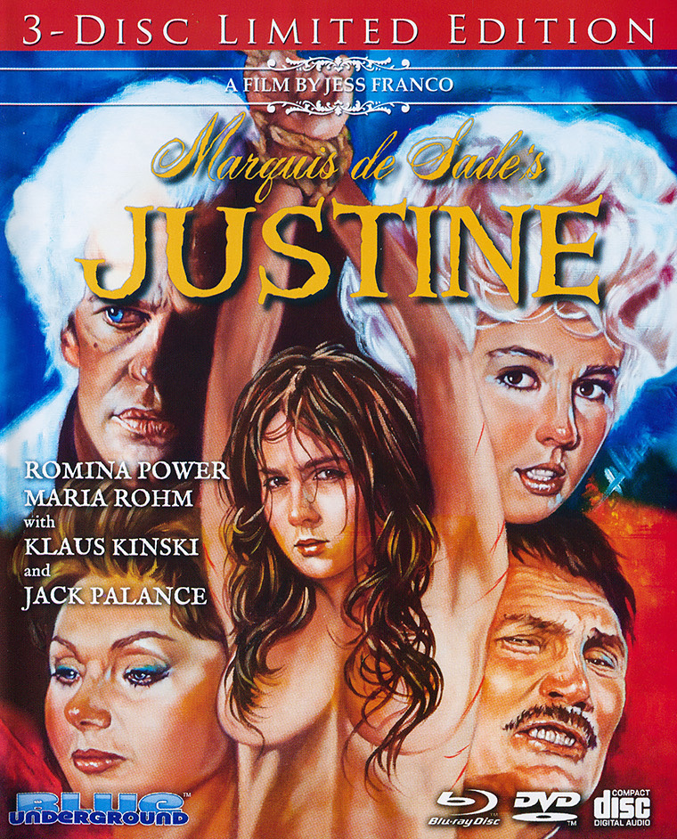 18+ Marquis de Sade's Justine 1969 English 720p BluRay 1GB | 350MB Download