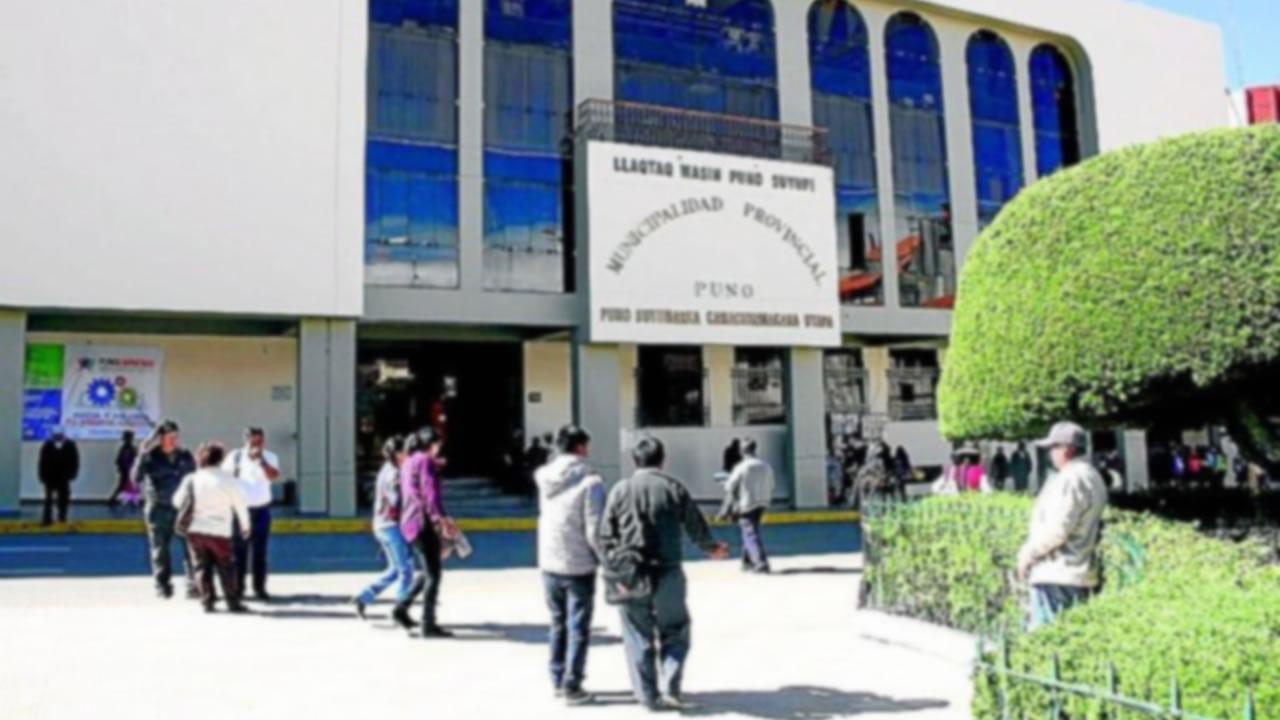 Municipalidad de Puno sería declarada en emergencia administrativa y financiera