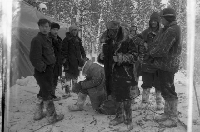 Dyatlov pass 1959 search 64
