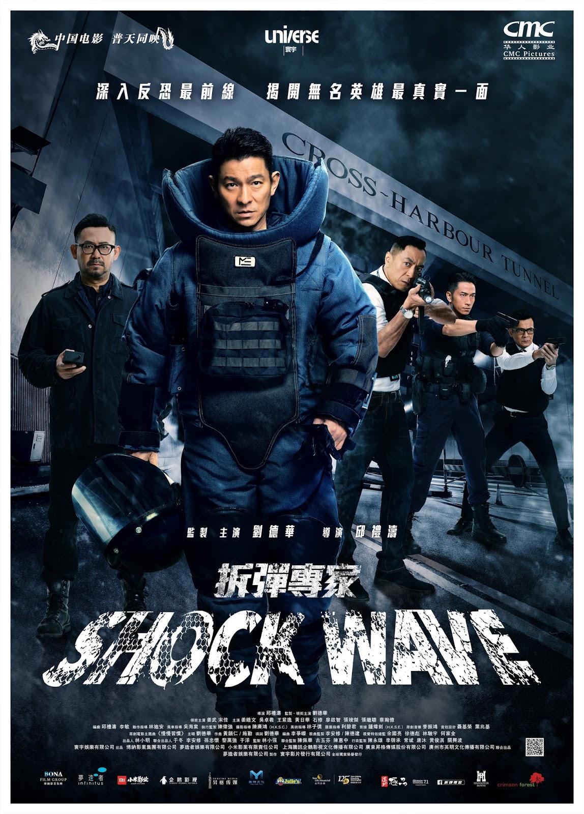 Shock Wave Hindi Dual Audio BluRay 720p