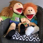 Living-puppets-Handpoppen