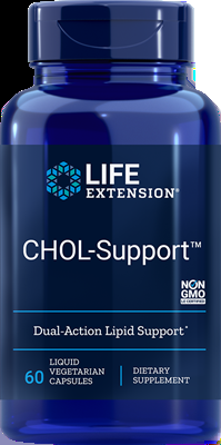 Life Extension Chol Support Review