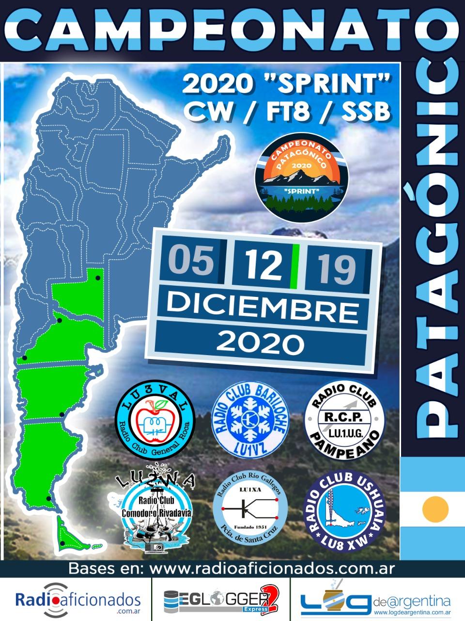 Campeonato Patagónico Sprint 2da. fecha