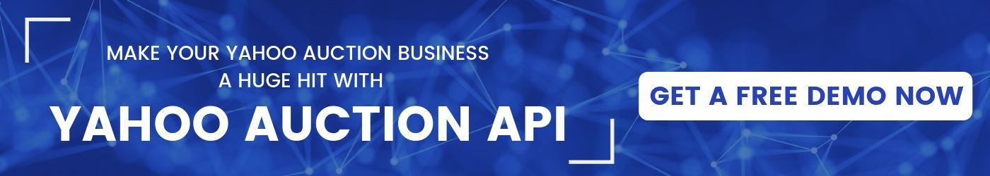 Yahoo Auction API