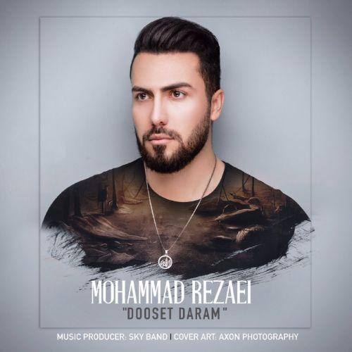 دانلود آهنگ جدید محمد رضایى به نام دوست دارم