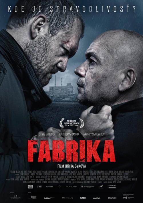Fabryka / Zavod (2018) PL.HDTV.x264.DD5.1-FOX / Lektor PL