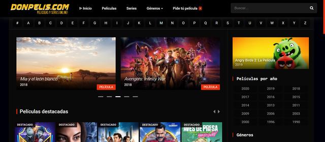 Páginas Para Ver Películas Online Gratis Sin Descargar Noticias Importantes