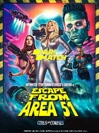 Escape from Area 51 (2021) Bengali Dubbed Movie Watch Online