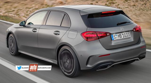 2022 - [Mercedes-Benz] Classe A restylée  29-B73-E82-170-D-406-E-8412-01599778-BF3-D