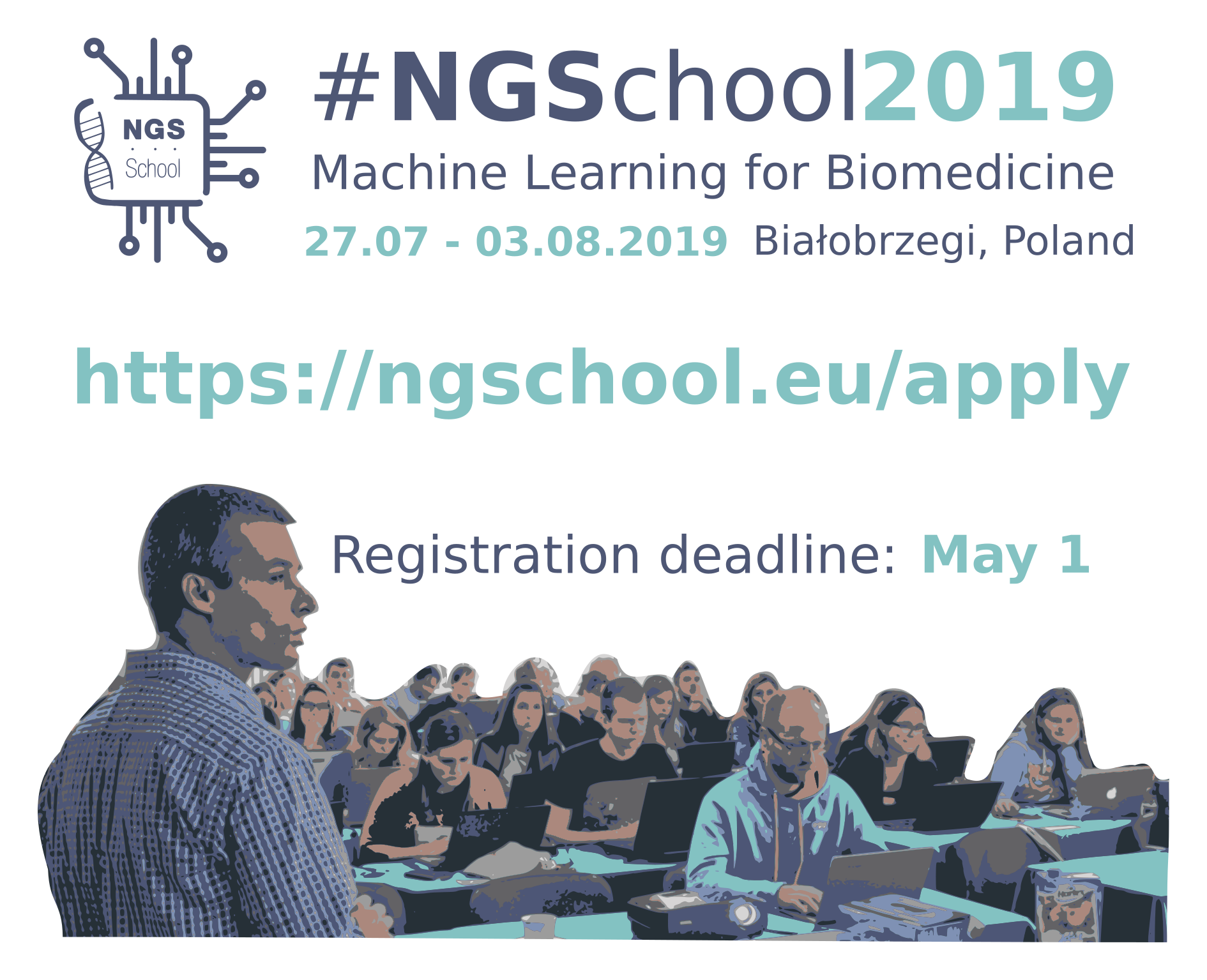 NGSchool promotion image