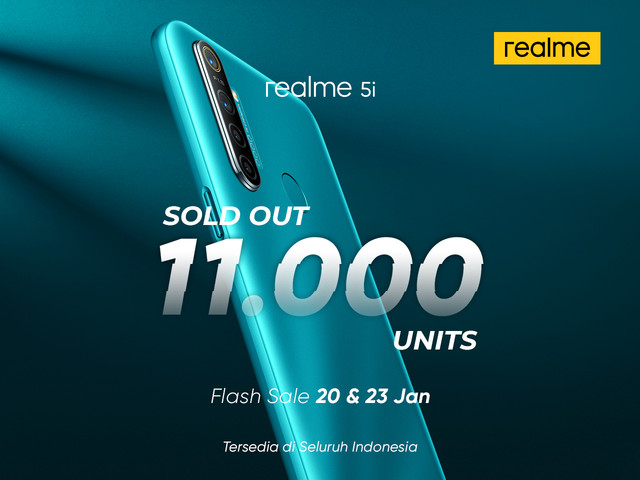 realme-5i-2nd-flash-sale